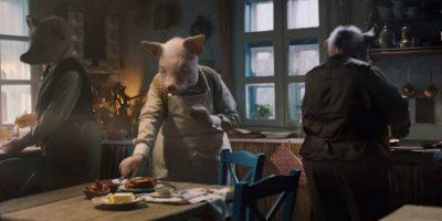 NaturesOwn - Three little pigs b
